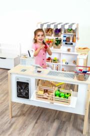 Keuken / winkel hout