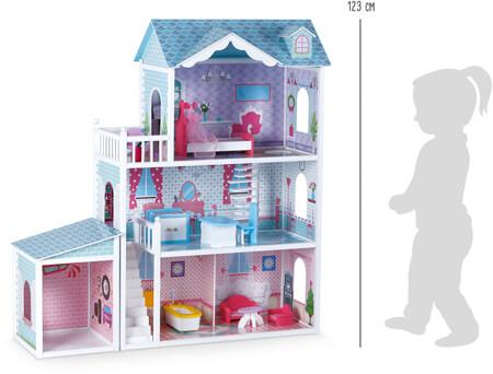 Dollhouse Deluxe Villa