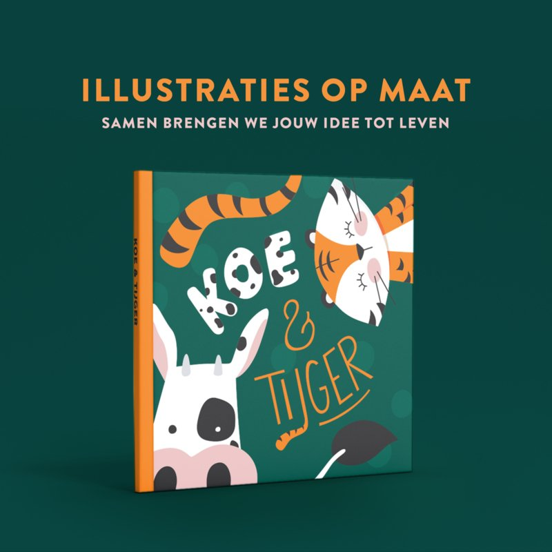 illustraties op maat