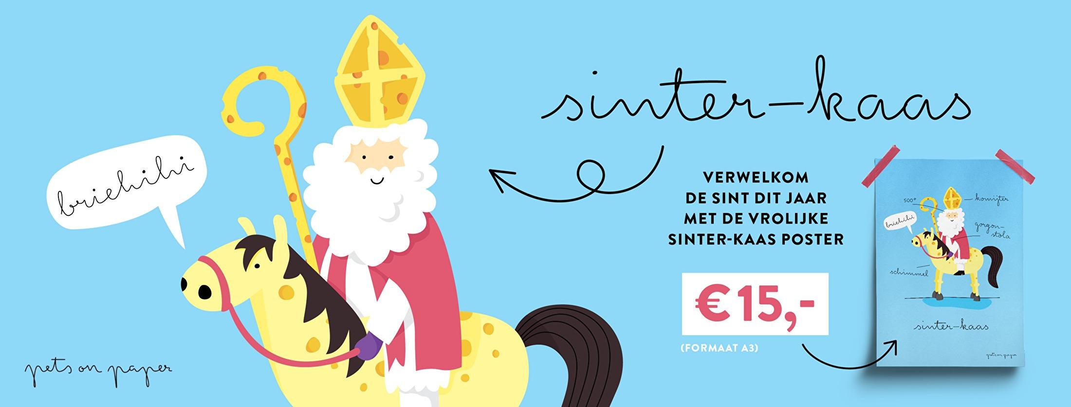 sinter-kaas poster