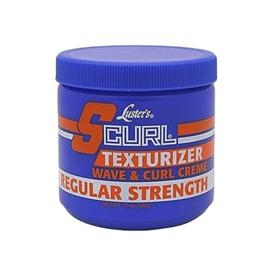 S CURL - Texturizer wave & curl creme - regular
