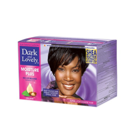 DARK & LOVELY - Moisture plus | relaxer | super