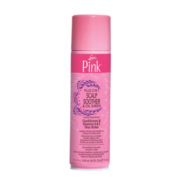 LUSTER'S PINK - Plus 2-n-1 scalp soother & oil sheen