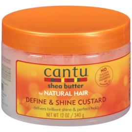 CANTU - Define & Shine Custard