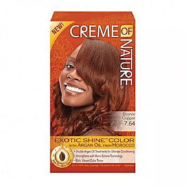 CREME OF NATURE - Exotic shine color - 7.64 | Bronze copper
