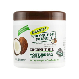 PALMER'S - Coconut oil - Moisture gro hairdress - 250 gr