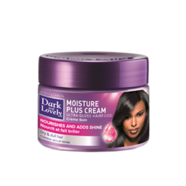 DARK & LOVELY - Moisture plus | Oil moisturizer creme