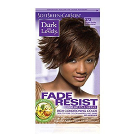 DARK & LOVELY - Fade resist rich conditioning color - 373 | Brown sable