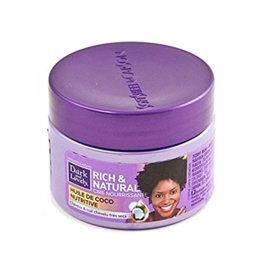 DARK & LOVELY - Rich & Natural | Nutritive coconut oil