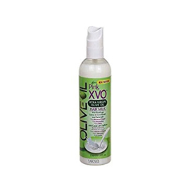 LUSTER'S PINK - Extra Virgin Olive Oil - Hair milk