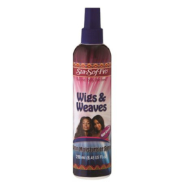 STA-SOF-FRO - Wigs & weaves satin moisturiser spray
