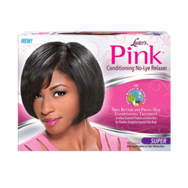 LUSTER'S PINK -  Relaxer    Super