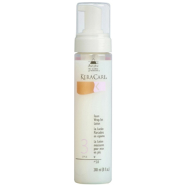 KERACARE - Foam wrap & set lotion