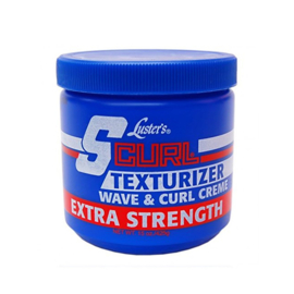 S CURL - Texturizer wave & curl creme - extra strength
