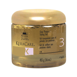 KERACARE - Clear protein styling gel