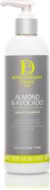 DESIGN ESSENTIALS - Almond & Avocado Leave-In Conditioner