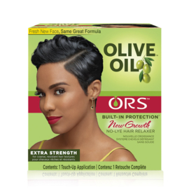 ORS - Olive oil | New growth relaxer | extra strength