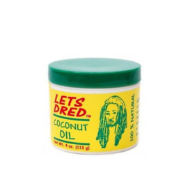 LETS DRED - Coconut oil
