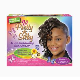 PCJ - Pretty-n-silky - Relaxer - Coarse