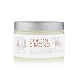 DESIGN ESSENTIALS - Natural - Coconut & Monoi | Curl defining gelée