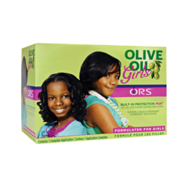 ORS - Olive oil | Built-in protection relaxer | formulated for girls