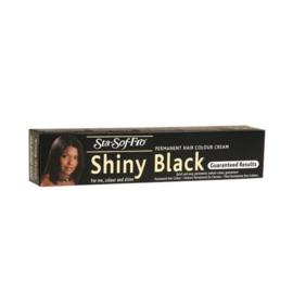 STA-SOF-FRO - Permanent hair colour cream - Shiny black