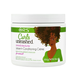 ORS - Curls unleashed | Leave-in conditioning creme