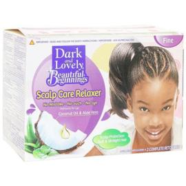 DARK & LOVELY - Scalp Care Relaxer - Fine