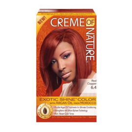 CREME OF NATURE - Exotic shine color - 6.4 | Red copper