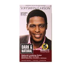 SOFTSHEEN CARSON - Natural-looking color - Natural black