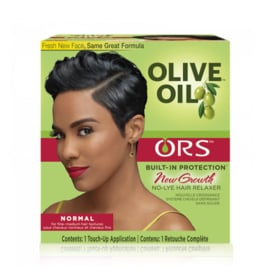 ORS - Olive oil | New growth relaxer | normal