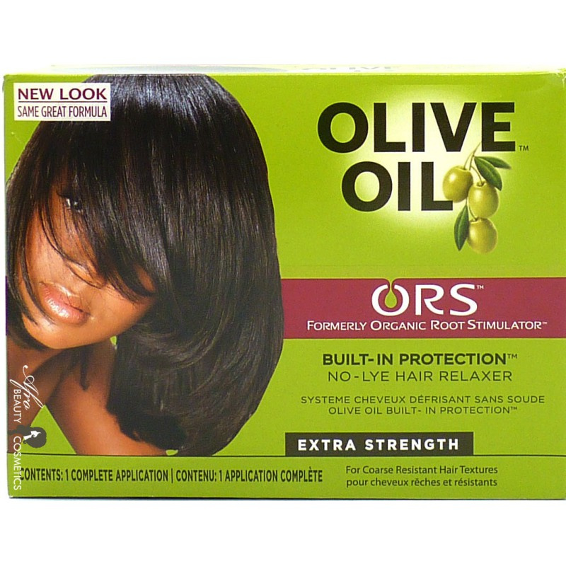 ORS - Olive oil | Built-in protection relaxer | extra strength
