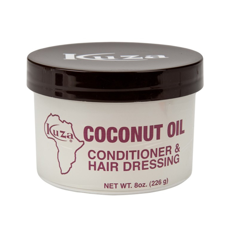 KUZA - Coconut oil - conditioner & hair dressing