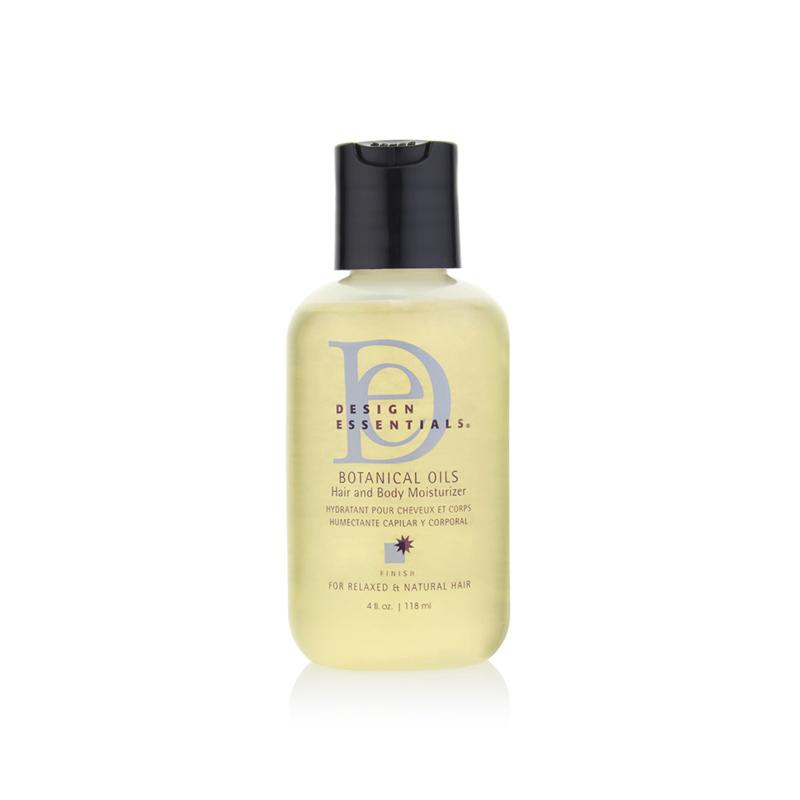 DESIGN ESSENTIALS - Natural - Botanical oils
