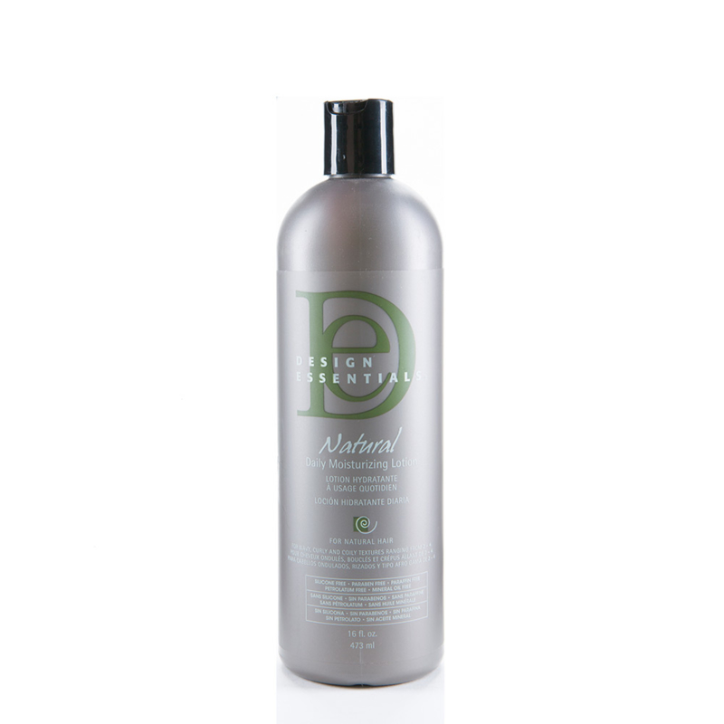 DESIGN ESSENTIALS - Natural - Daily moisturizing lotion