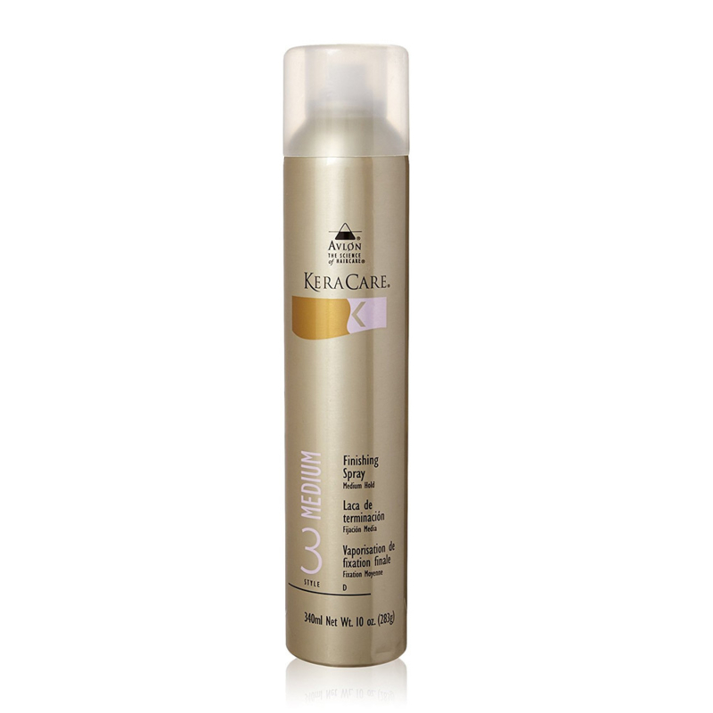 KERACARE - Finishing spray - Firm hold