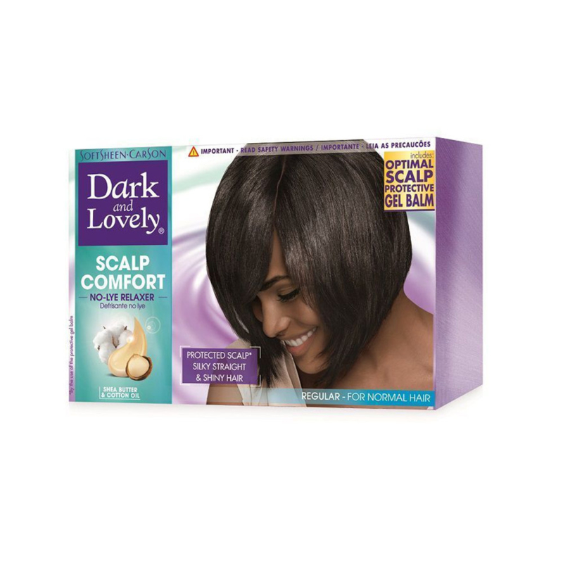 DARK & LOVELY - Scalp comfort | relaxer | super