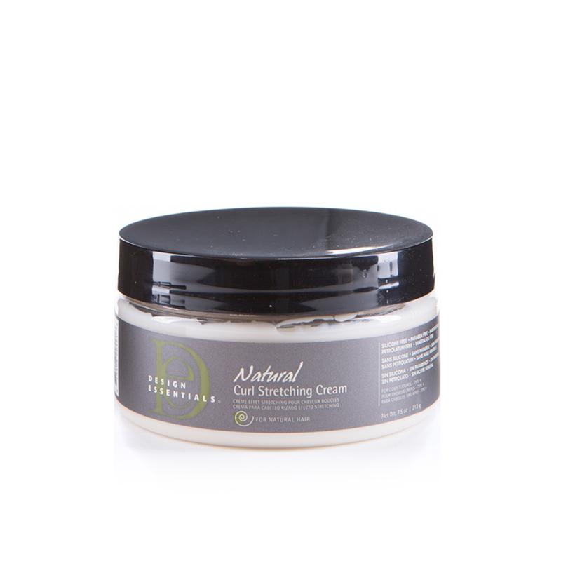 DESIGN ESSENTIALS - Natural - Curl stretching cream