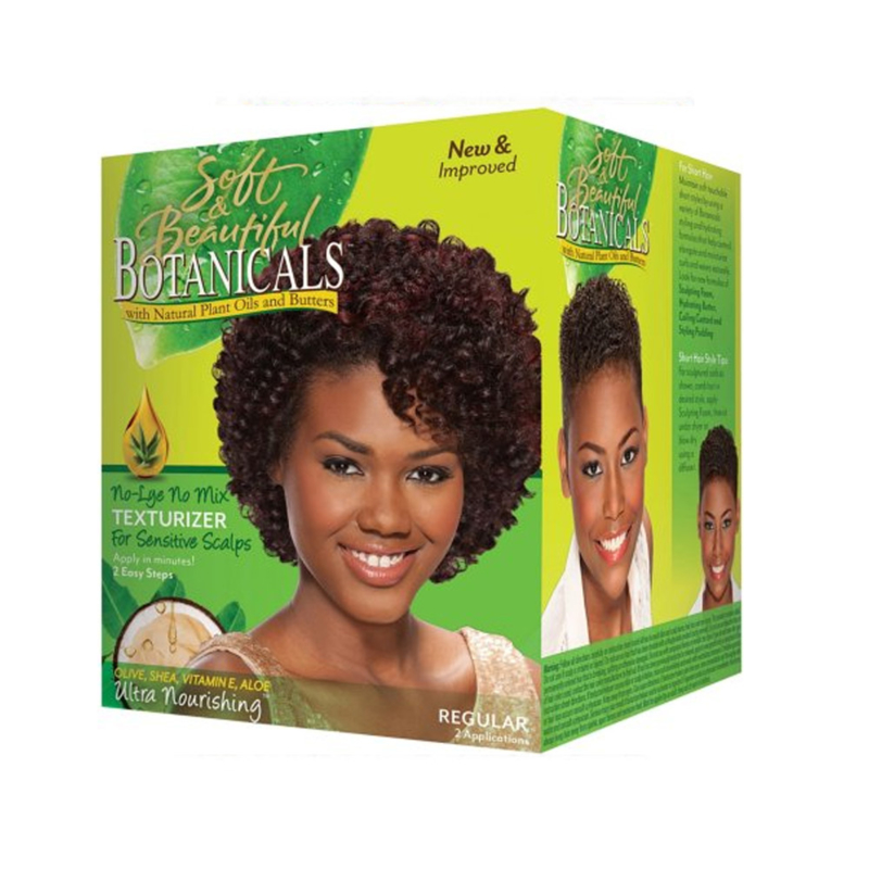 SOFT & BEAUTIFUL - Botanicals - Texturizer for sensitive scalps - Regular