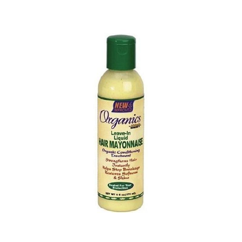ORGANICS - Leave-in liquid hair mayonnaise