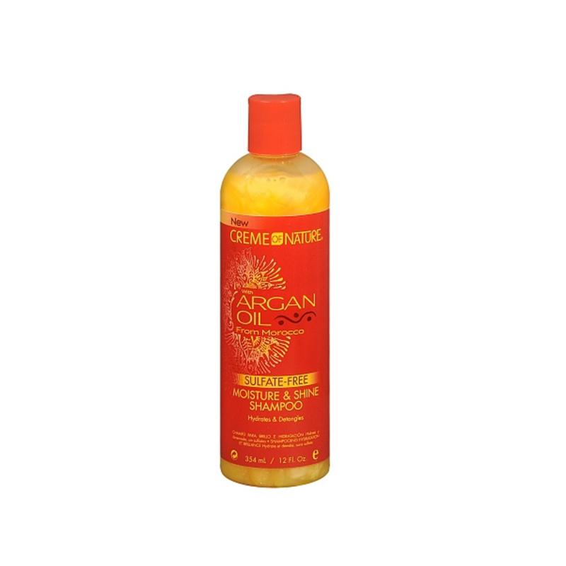 CREME OF NATURE - Moisture & shine shampoo (354 ml)