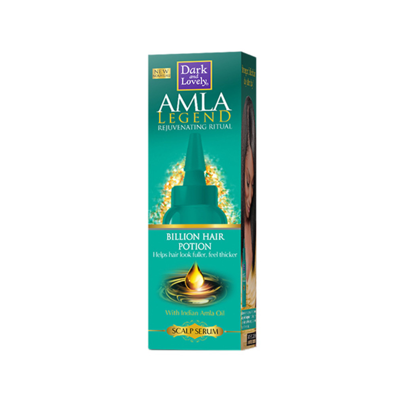 DARK & LOVELY - Amla legend   Billion hair potion