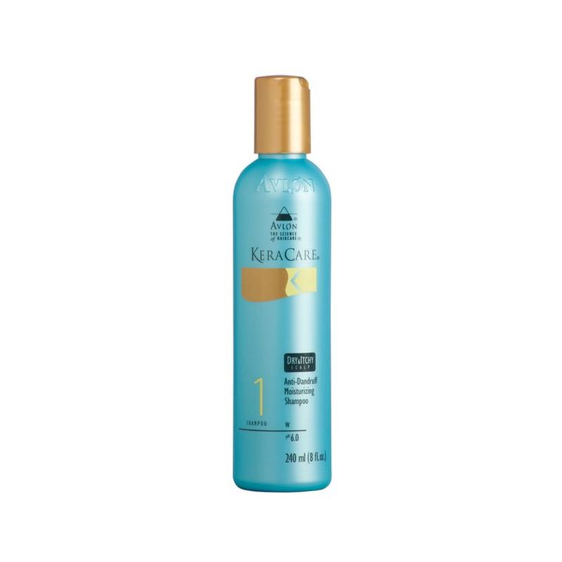 KERACARE - Anti-dandruff moisturizing shampoo
