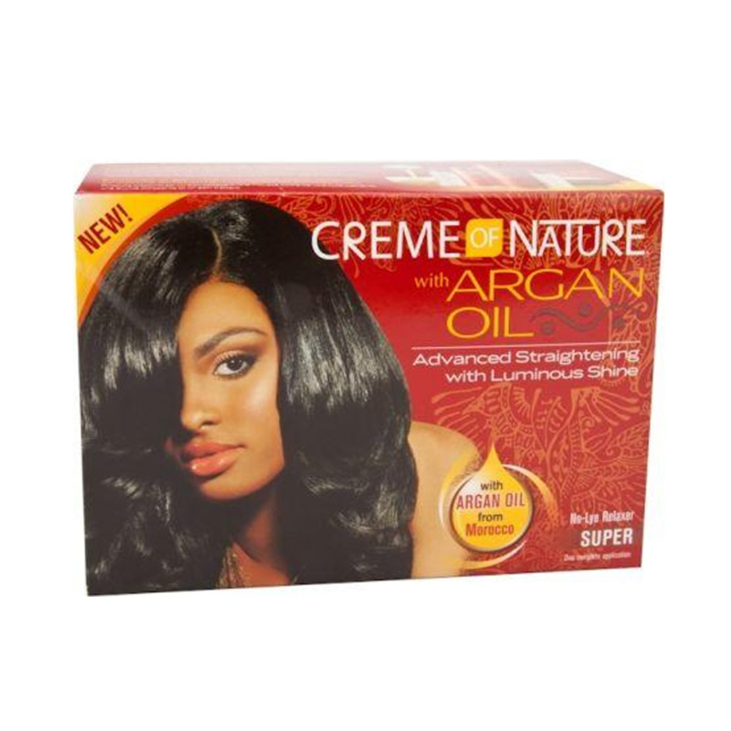 CREME OF NATURE -  Relaxer |  Super