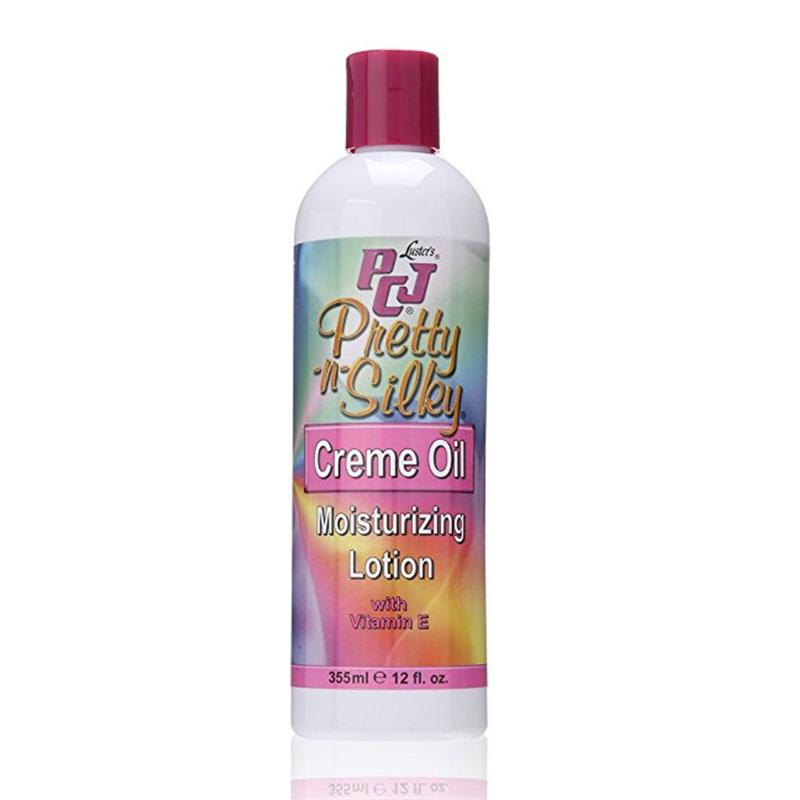 PCJ - Pretty-n-silky - Moisturizing lotion