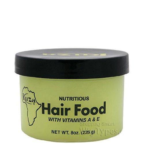 KUZA - Hair food with vitamins A & E