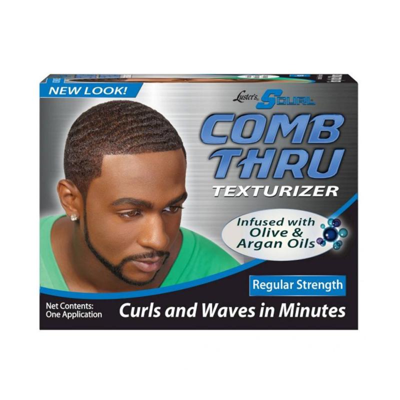 SCURL - Comb thru Texturizer - Regular
