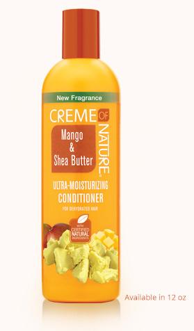 CREME OF NATURE - Mango & butter