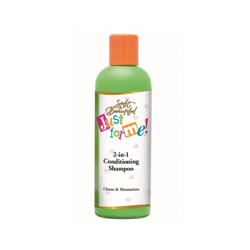 JUST FOR ME - 2-n-1 conditioning shampoo