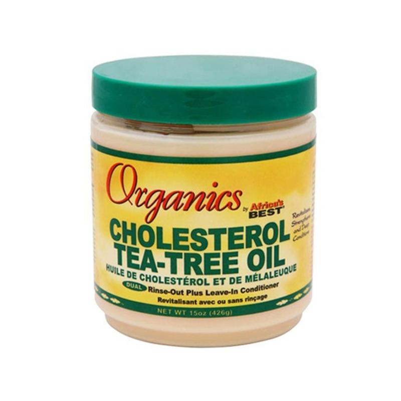 ORGANICS - Cholesterol tea-tree oil